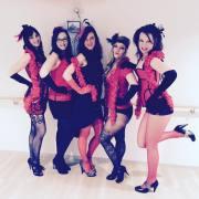 kama burlesque show