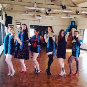 kama burlesque workshop poseren