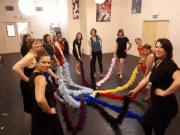kama workshop burlesque boa