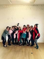 workshop burlesque beauties kamaworld