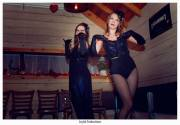 kama burlesque duo act