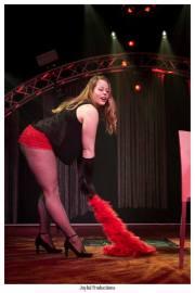 kama burlesque ginger blossom act