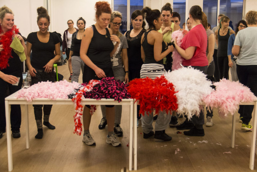 burlesque fitness