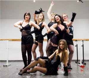 Burlesque workshop beginners